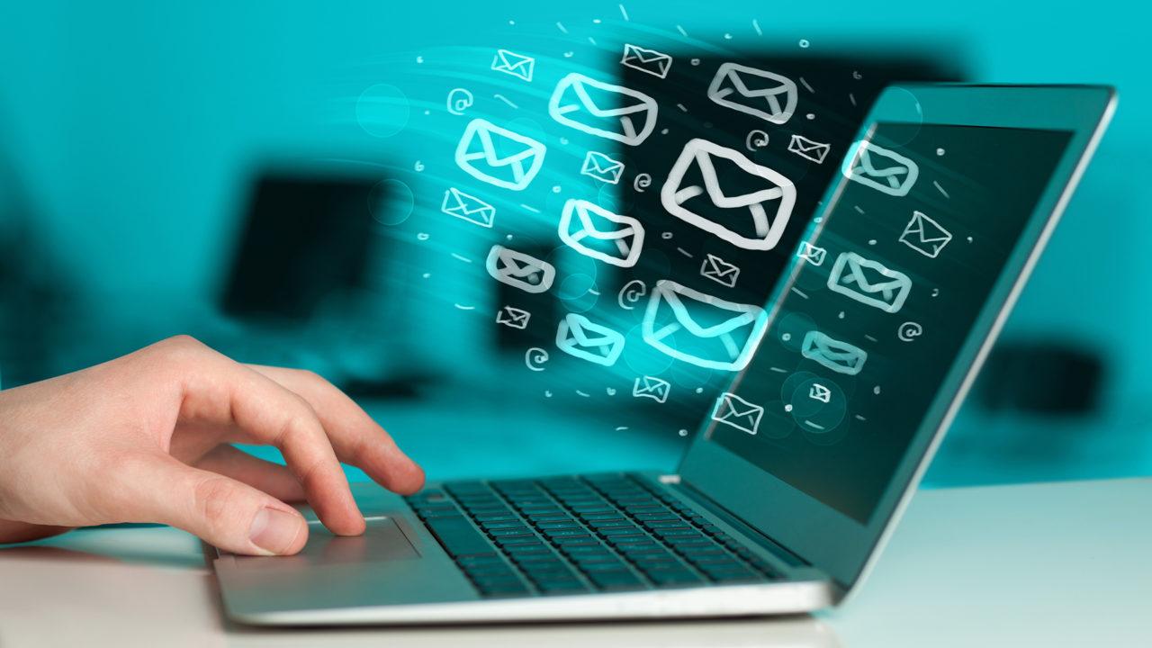 e-mail-kanal