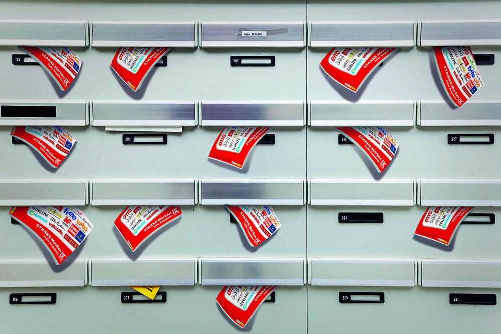 Print Mailing Österreich - Bonus Cards und performance werk