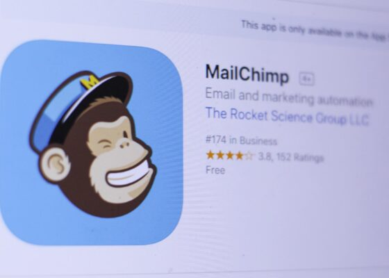 Mailchimp Nutzung untersagt