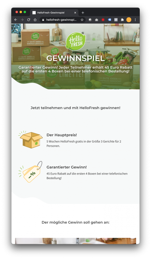 performance werk Gewinnspiel